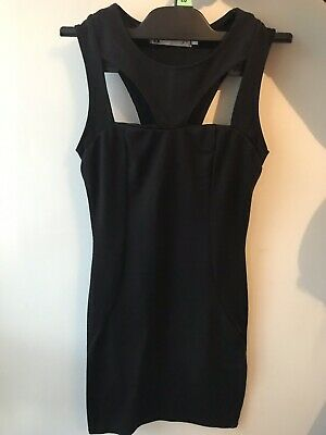 Hearts And Bows Size 8 Black Dress  • 5£
