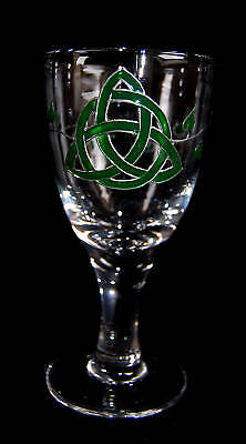 £12.99 • Buy Chalice Wicca Pagan Altar Triquetra Goblet Witchcraft Handfasting Gift
