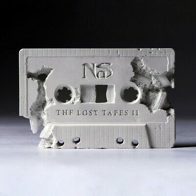 Nas   The Lost Tapes Ii   New Dble Vinyl Lp 16 Tracks Hip Hop Rap • 24.99£