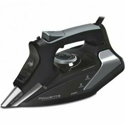View Details Rowenta Tefal DW9215 Steamforce Iron Shot 190G 2750W Stainless Vertical Steam • 38.95£