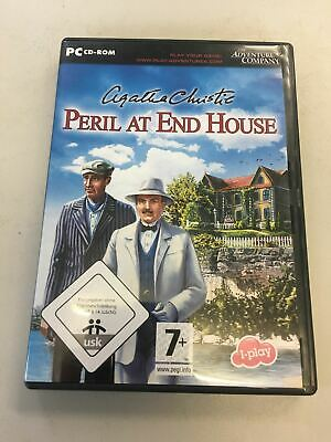 PC GAME Peril At End House • 5.63£
