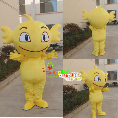 Halloween Eagle Mascot Costume Suits Interest Cosplay Party Game Dress Adults US • 166.79£