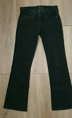 AU29 • Buy Ladies 7 For All Mankind Bootcut Jeans Size 26 ...PRICE SLASHED...
