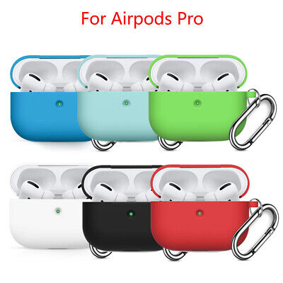 $ CDN4.59 • Buy TPU AirPods Pro Accessories Case Earphone Charging Protector Cover For Apple