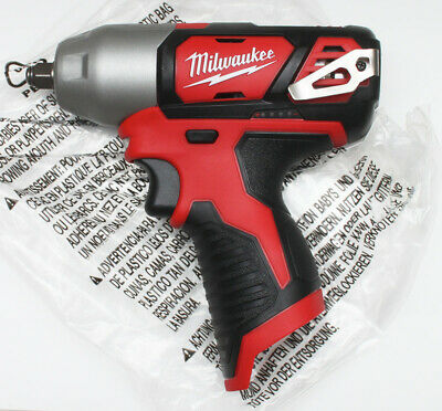 """Milwaukee 2463-20 M12 Li-ion 12 Volt 3/8"""" Impact Wrench Tool Only • 96$"""