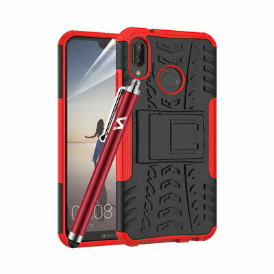 £2.95 • Buy Case For Huawei P20 Lite Phone Heavy Duty Shockproof Armor Back P20 Lite Cover