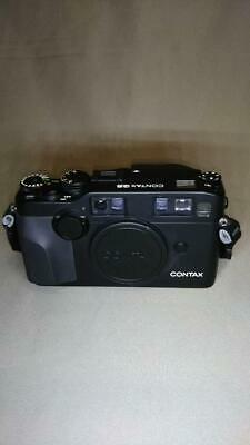 $ CDN7506.17 • Buy Contax G2 Black 35mm Rangefinder 4 Lens Set Biogon 28mm Planar 35mm 45mm 90mm