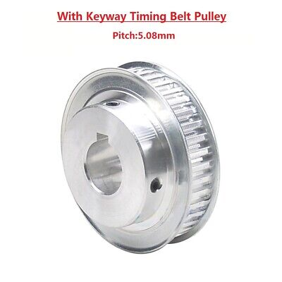 AU12.19 • Buy XL16-40T Timing Belt Pulley With Step/Keyway, Bore 8-25mm,For 10/15mm Width Belt