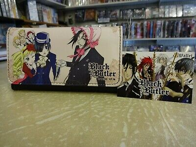 Black Butler Anime & Manga Official Clip Purse By GE • 20.99£