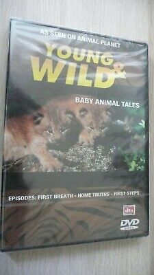 £6 • Buy Animal Planet Young And Wild-brand New Dvd