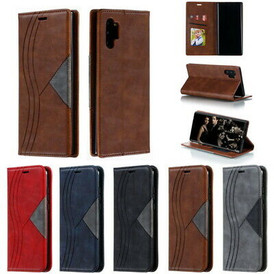 $ CDN8.80 • Buy For Samsung Note 10 Plus S10E A70 A10S Card Slot Wallet Leather Flip Case Cover