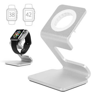 $ CDN11.77 • Buy For IWatch Series 1/2/3/4 Apple Watch Charging Dock Stand Charger Holder CA