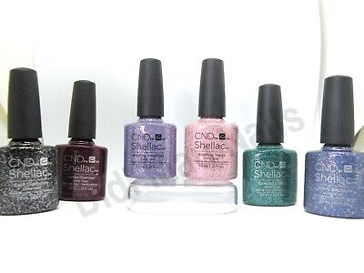 AU17.09 • Buy CND Shellac UV Gel Polish .25 Oz - Star Struck Collection Holiday 2016 NEW!!