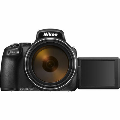 AU1299.99 • Buy New Nikon COOLPIX P1000 Digital Camera 16MP NIKKOR 24-3000mm Lens EXPEED Wi-Fi