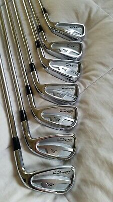 Cobra Pro Cb Irons Forged 4-pw Project X 5.5 Titleist Vega Pxg Feel Oem Equip • 200$
