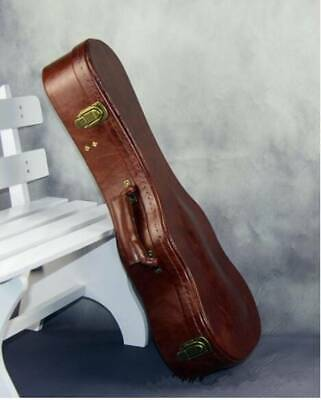 AU58.89 • Buy Ukulele Hard Box Case 26 Inches Concert Tenor Ukelele Accessories With Lock