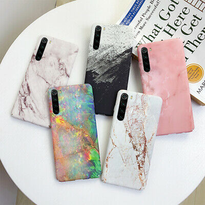 AU4.20 • Buy For Xiaomi Redmi Note 8 7 Pro Mi 9 8 Shockproof Marble Plastic Full Case Cover