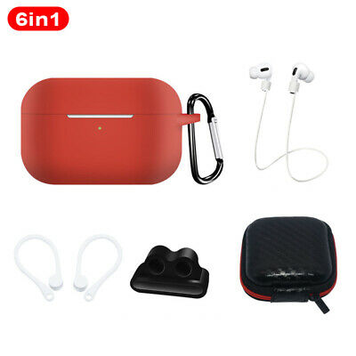 $ CDN6.38 • Buy 6in1 ProtectCover Kits For Apple AirPods Pro Charging Case Airpod Accessories