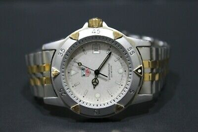 Tag Heuer Professional Granite Dial Wd1221-k-20  Mens  Watch Wow Look • 299.99$
