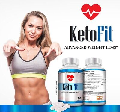$16.99 • Buy Keto Fit Advanced Weight Loss  Pure Bhb, Best Keto Diet, Fast Shipping