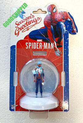 $ CDN81.35 • Buy Hot Toys 2019 Xmas Vip Gift Spiderman Advanced Suit 30mm Vgm Compact Video Game