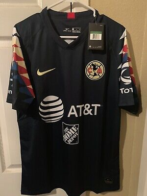 Club America Away Visita Jersey 2019/2020 2X Large • 35.99$