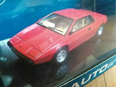 $ CDN102.83 • Buy Autoart  LOTUS ESPRIT TYPE 79 1/43 Out Of Print Red