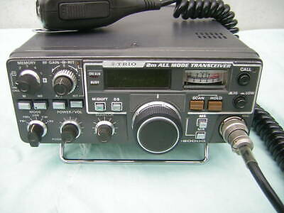 """$ CDN512.76 • Buy Kenwood TRIO TR-9000G 144MHz All Mode Transceiver """"Operational Product #BOF20000"""