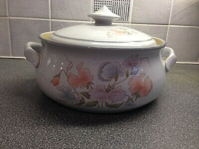 £14 • Buy Denby Encore Casserole Serving Dish With Lid NEVER USED