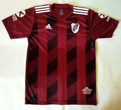 New RIVER PLATE Jersey - 2019 Away Design • 19.95$