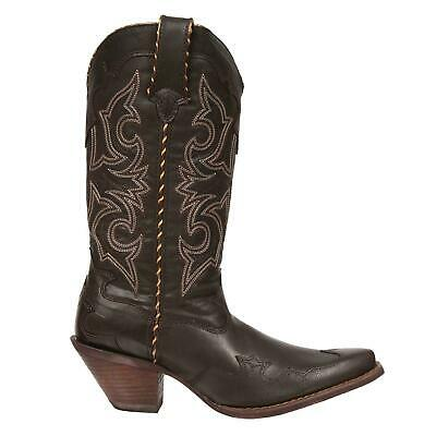 $29.99 • Buy NIB Crush By Durango Women's RD5513 Western Boots, Dark Brown 7.5