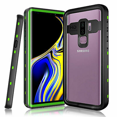 AU20.99 • Buy For Samsung Galaxy S9+ Plus Case Cover Waterproof Shockproof Snowproof Rugged