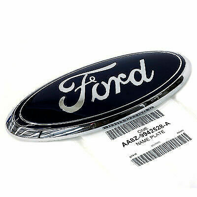 $37.99 • Buy 2010-2018 New Ford Oval Emblem Tailgate Badge Oem   Aa8z-9942528-a