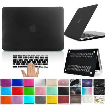 £9.99 • Buy Rubberized Hard Case Cover With Keyboard Skin For Apple MacBook Air  Pro Retina