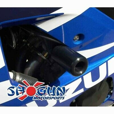 $44.99 • Buy Suzuki GSXR600/750 2004-2005 Shogun Standard Black No Cut Frame Sliders