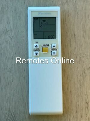 AU28.95 • Buy Replacement Panasonic Air Conditioner Remote Control For CWA75C3427, A75C3427