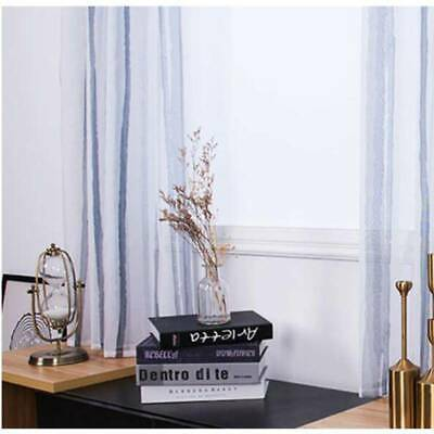 Window Screening Bedroom Curtains Window Home Living Room Blackout Decor N7 • 8.82£