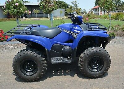 AU11990 • Buy 2019 Yamaha Grizzy 700 EPS - Only 9hrs On Clock!