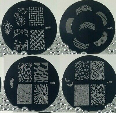 $2.50 • Buy Nail Art Image Stamping Plate Your Choice
