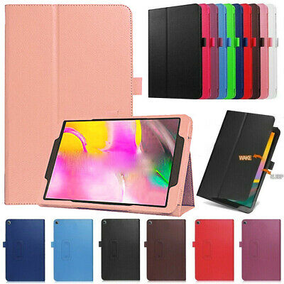 AU10.55 • Buy For Samsung Galaxy Tab A 10.1 2019 SM-T510 T580 T290 PU Leather Stand Cover Case