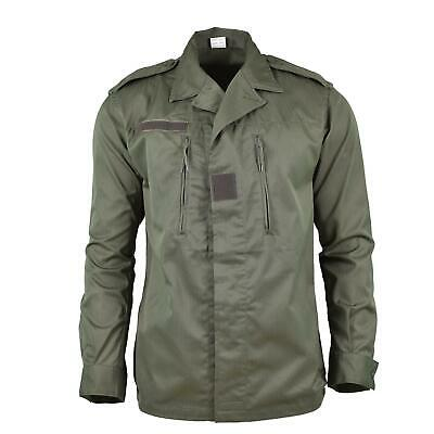 $41.61 • Buy Genuine French Army F2 Jacket Combat Military Issue Surplus Shirt Olive Od New