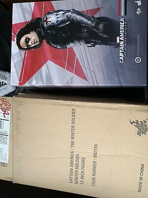 $550 • Buy Hot Toys Captain America : The Winter Soldier # 902185 No Returns Accepted