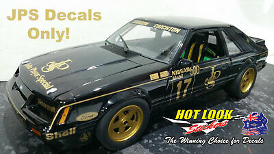 AU26.99 • Buy 1:18 Vinyl Decals Only! To Suit 1986 Dick Johnson Wellington 500 Ford Mustang