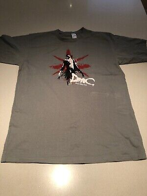 AU10 • Buy Devil May Cry DMC Medium (M) Tshirt