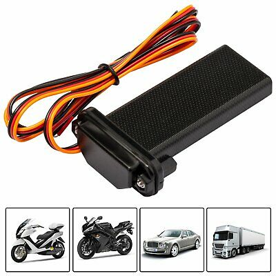 Magnetic Mini GPS Tracker Car Spy GSM And GPRS Real Time Tracking Locator Device • 19.99£
