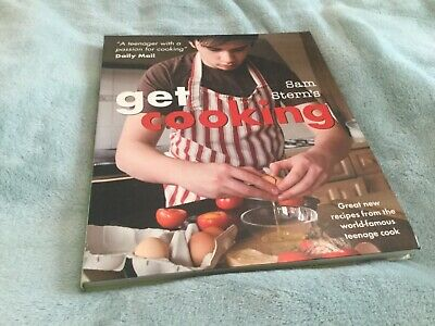 Get Cooking By Sam Stern Free Delivery  • 4.99£