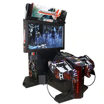 House Of The Dead 4 DX Coin Operated Shooting Arcade Machine - BRAND NEW • 10,999.99£