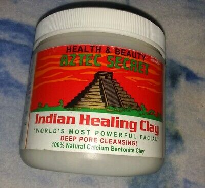 AU17.91 • Buy Aztec Secret Indian Healing Clay Deep Pore Cleansing Beauty Facial Mask - 1 LB