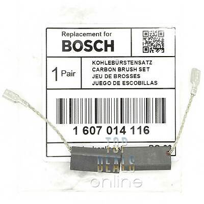 Bosch GWS 7-115 Angle Grinder Carbon Brushes 230V EU With Part No. 0601347103  • 4.99£