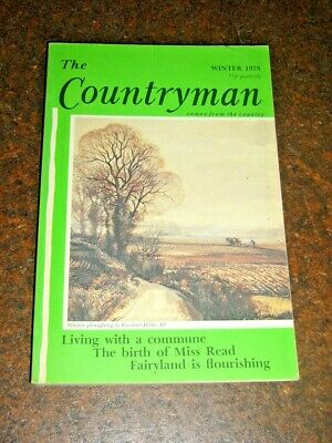 The Countryman Magazine Journal Winter 1978 Life In A Commune Good • 2£